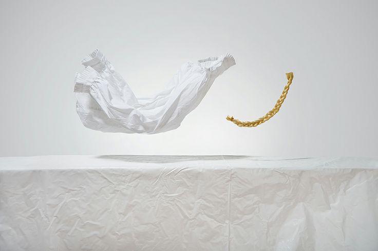 """Ephemeral thing"" Photography, concept and retouching: Anna Zielińska/PHOTOHOLIC STUDIO"