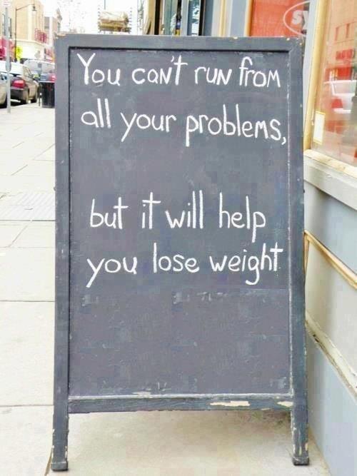 Gym humor: