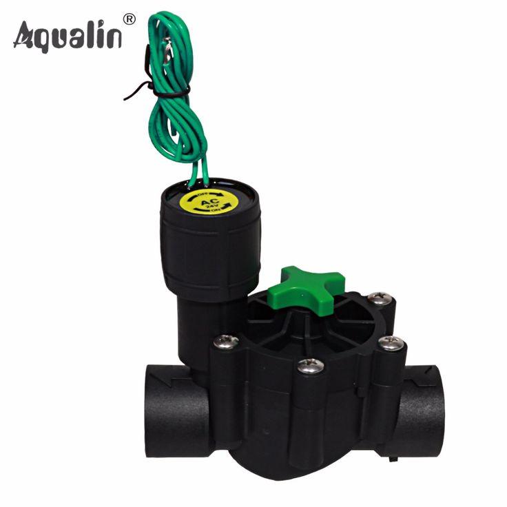 1''  Industrial Irrigation Valve 24V AC Solenoid Valves  Garden Controller #28004 #Affiliate
