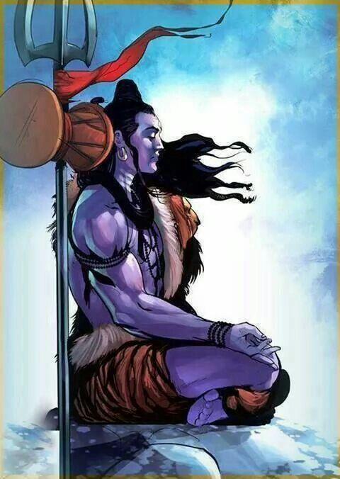 Beautiful Shiva