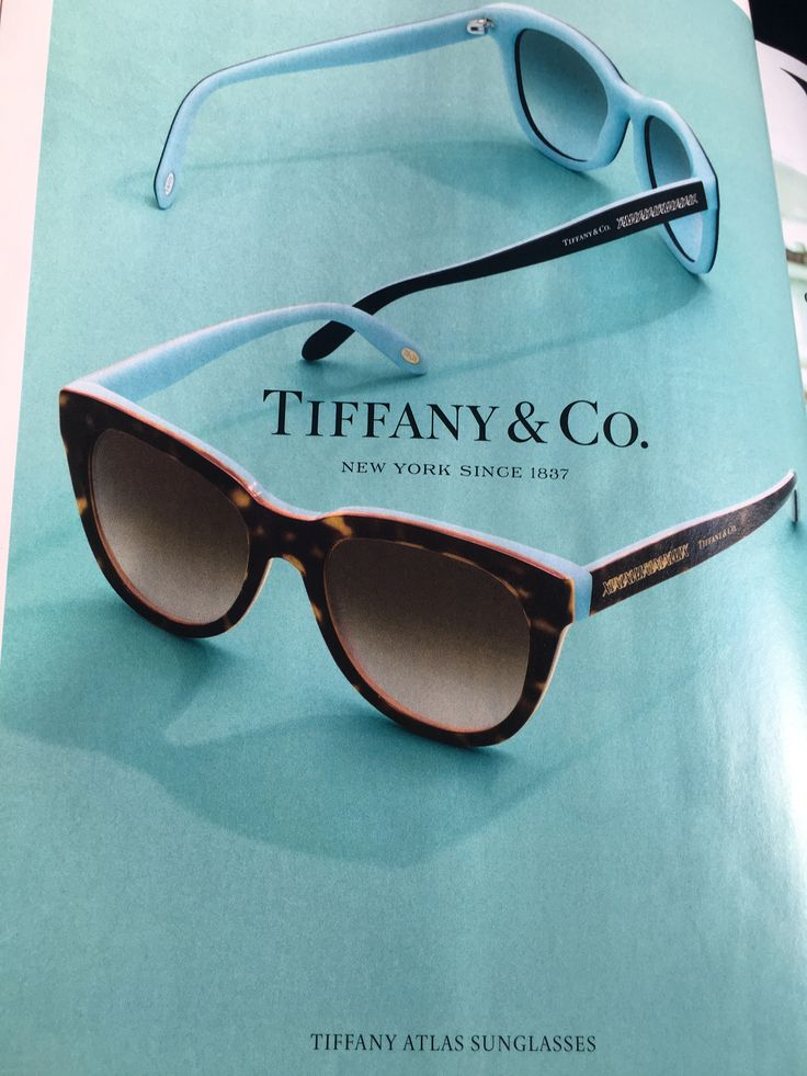 Tiffany & Co. sunglasses from Atlas