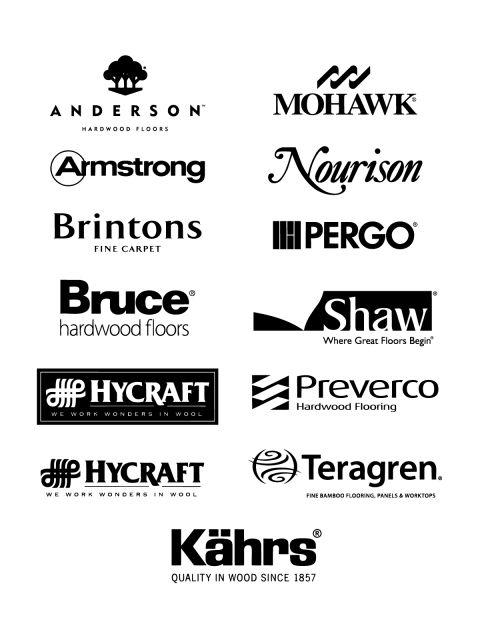 Free Logos Vector Brands Anderson Hardwood Floors Mohawk