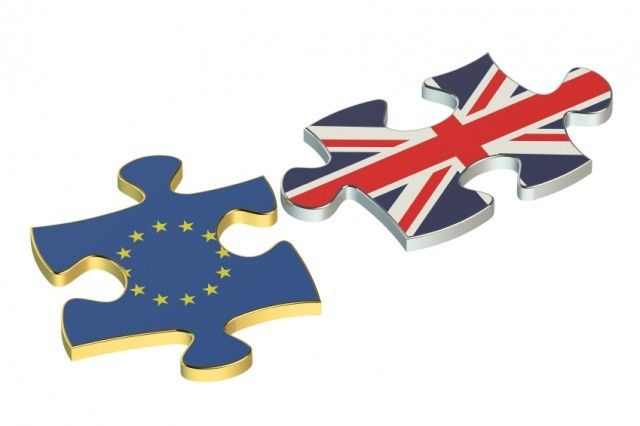 The uncertainty being generated through the Brexit negotiations could cause short term falls in property values in Britain.
