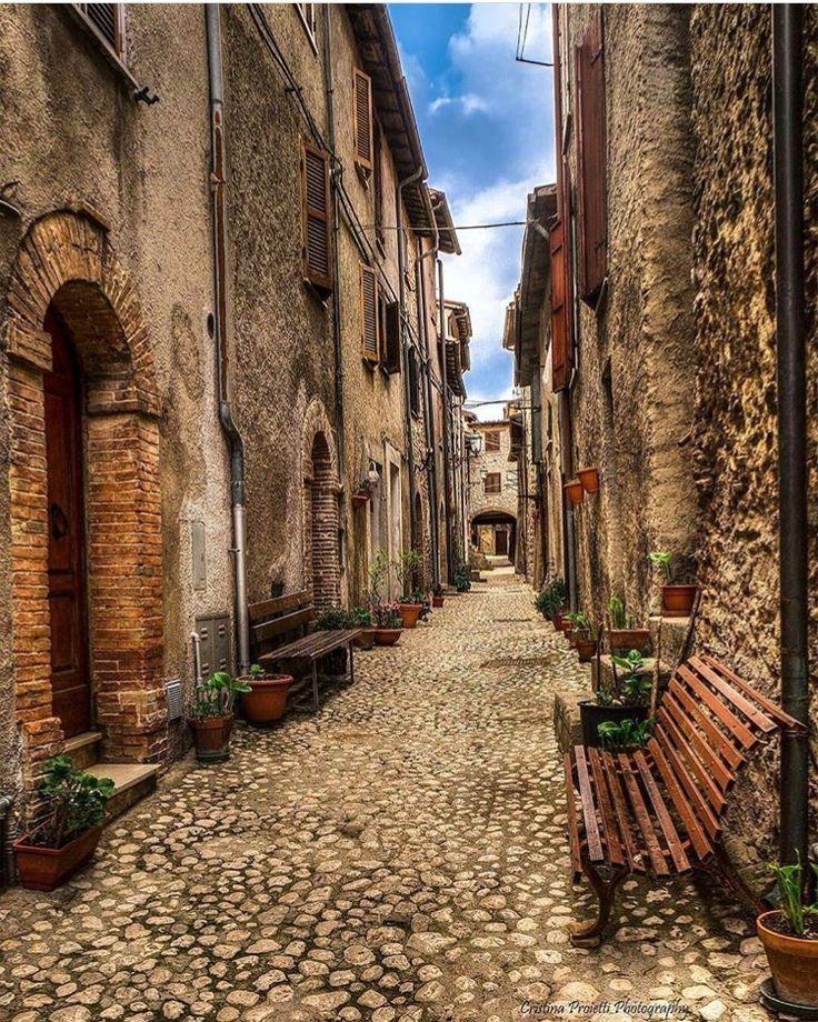Colle Alto, Toscana, Itália