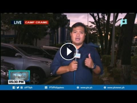 Ronnie Dayan, dumating na sa Camp Crame: Ronnie Dayan, dumating na sa Camp Crame For more news, visit: ► Subscribe to our YouTube channel:…
