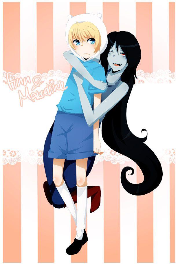 215 best Finn & Marceline images on Pinterest   Marceline ...
