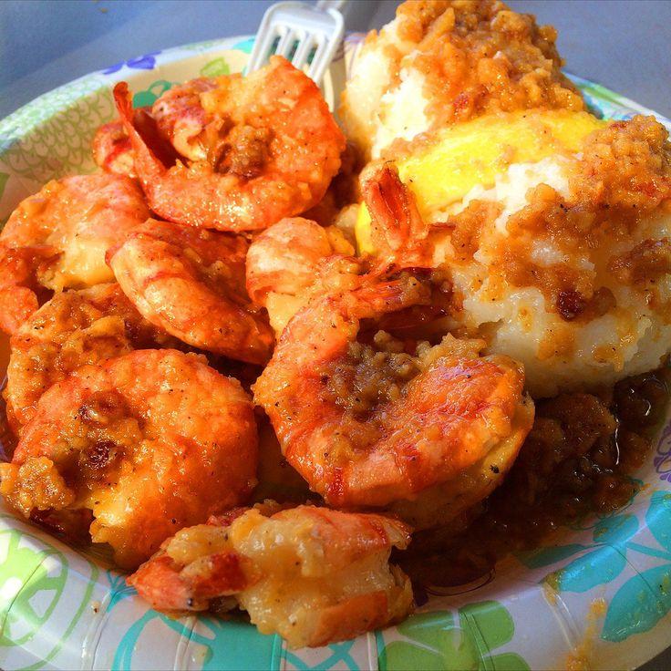 ハワイのB級グルメといえば「ガーリックシュリンプ」!絶対に食べたい「ガーリックシュリンプ」のおすすめのワゴン車やレストランを9カ所紹介したいと思います。