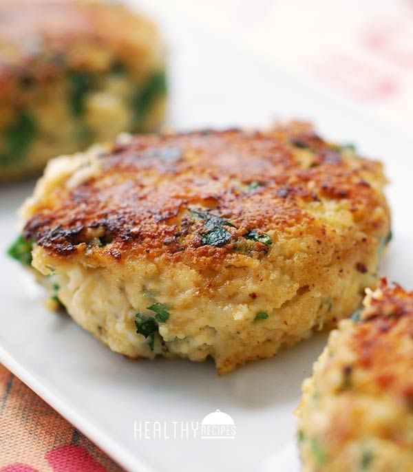 Gluten Free Crab Cakes | Healthy Recipes