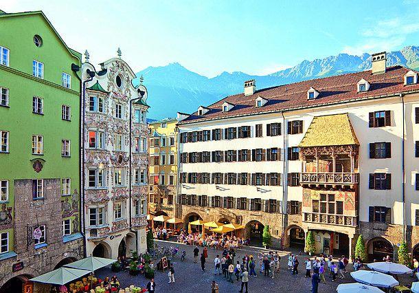 Salzbourg Office National Autrichien du Tourisme
