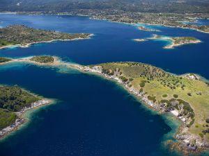 Diaporos eiland Chalikdiki