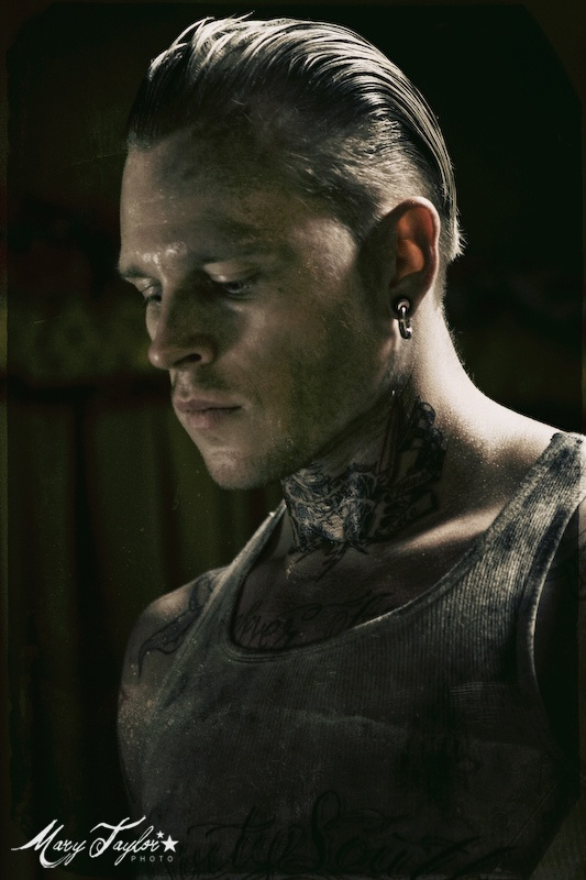 Andy LaPlegua: of Combichrist..  pretty sure i've always had some weird crush on him. haha :3