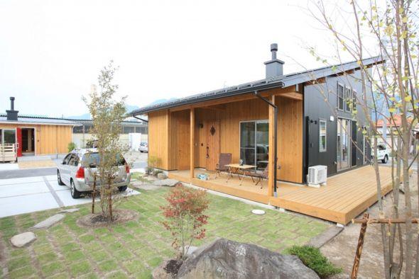 長野県のモデルハウス