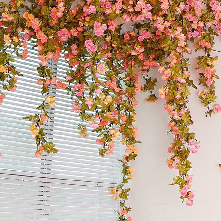 Are you agree with fake plants and flowers? Our answer is yes because artificial flowers are imitations of natural flowering plants used for commercial or residential decoration and theydo not need maintenance. Yeee! That is all busy moms need!