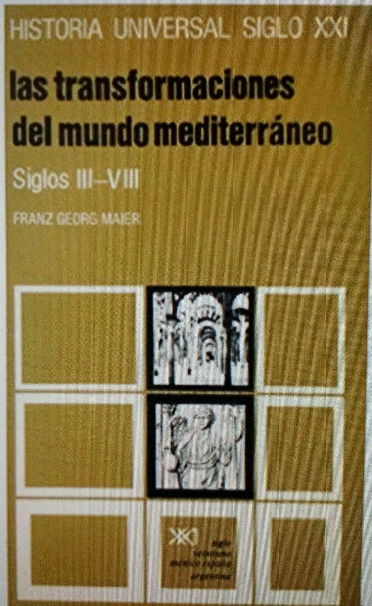Maier. Edición:[4. ed.]. Editorial:Madrid : Siglo Veintiuno de España, 1976. Descripción física:VII, 413 p. : map. ; 18 cm. Notas:Bibliogr.: p.386-396.
