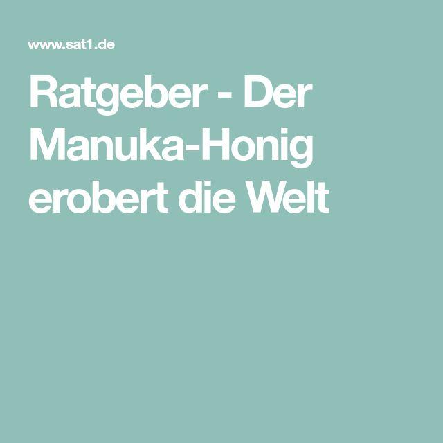 Ratgeber - Der Manuka-Honig erobert die Welt