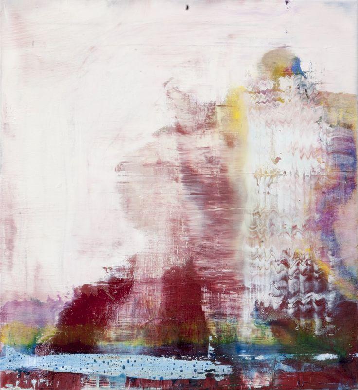 Miikka Halonen, VHS Dreams(Anna), 55 x 50, Oil on canvas / The Art of Basware 2014