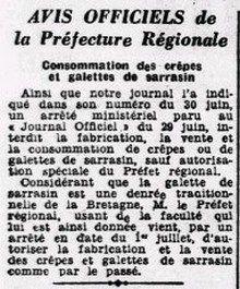 Ouest-Éclair du 8 juillet 1944