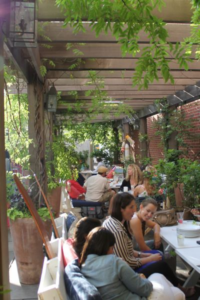 Montauk in Manhattan: Gilligan's at the Soho Grand