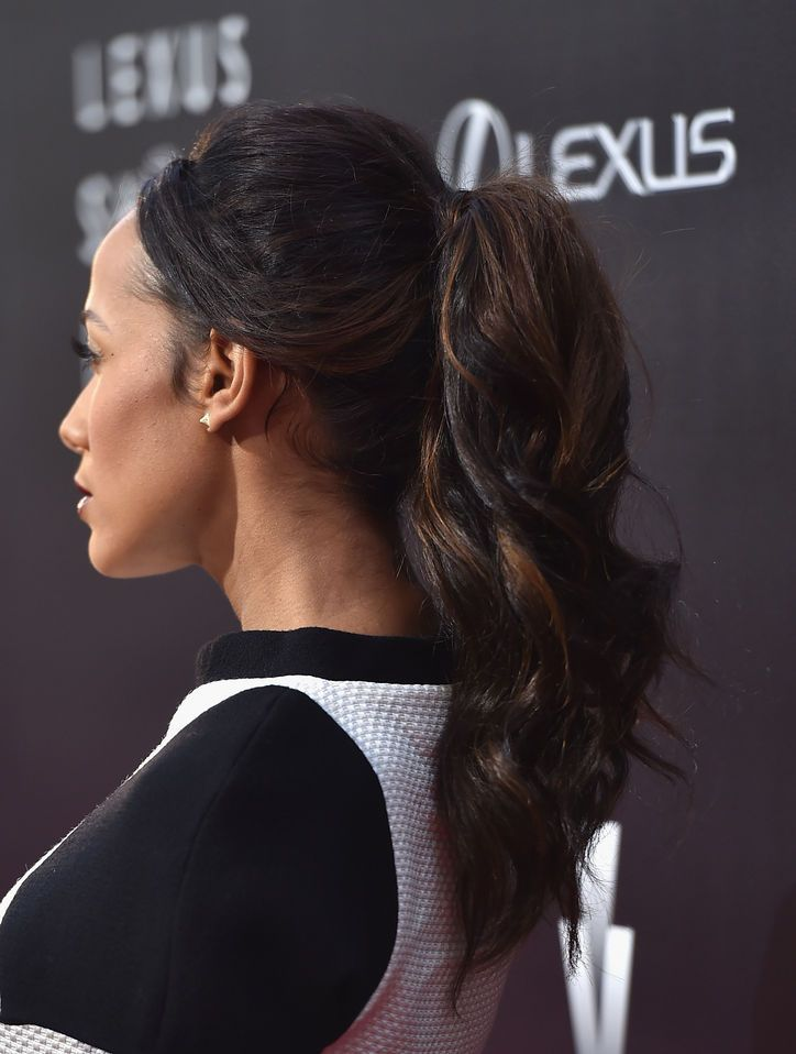 How to Do Your Hair for the Super Bowl: 3 Game-Day Ponytail Ideas