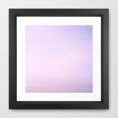 Torekov 2010 Framed Art Print by lilla värsting - $31.00