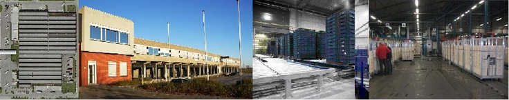 CBL-depot Bleiswijk, HABÉ  klappolder 1
