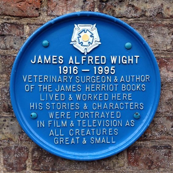 The World of James Herriot Museum in Thirsk, North Yorkshire