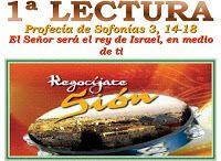 LECTURAS DEL DIA: Lecturas y Liturgia del 31 de Mayo de 2014  Sof  3,14-18a o Rom 12,9-16 Isaías 12,2-3.4b-6 Lucas 1, 39-56