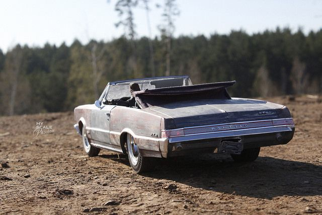 1965 Pontiac GTO_19   by My Scale Passion
