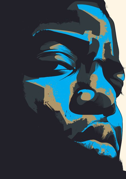 It was all a dream #biggie illustration from http://chrisbliss.co.uk