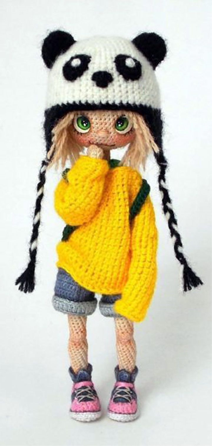 Pin on Crocheted and Knit Dolls | 1510x720