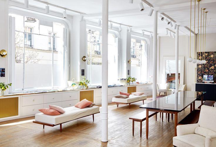 Appartement Sézane, Paris ° INTERIOR DESIGN ° Pinterest Interiors