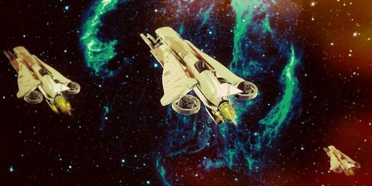 Spaceship  Modelling: 3dsmax Rendering : keyshot Post : photoshop
