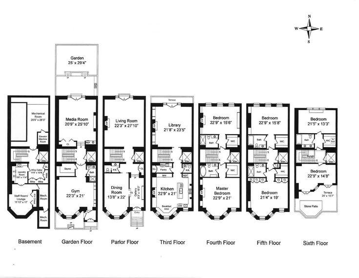 328 migliori immagini planimetrie di case su pinterest for Disegni cottage e planimetrie