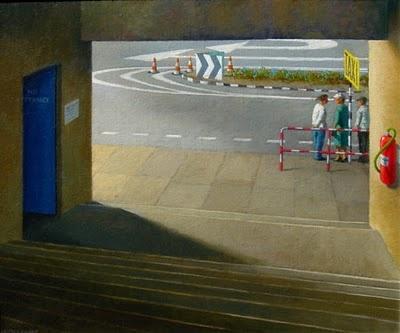 Jeffrey Smart Australian Artist