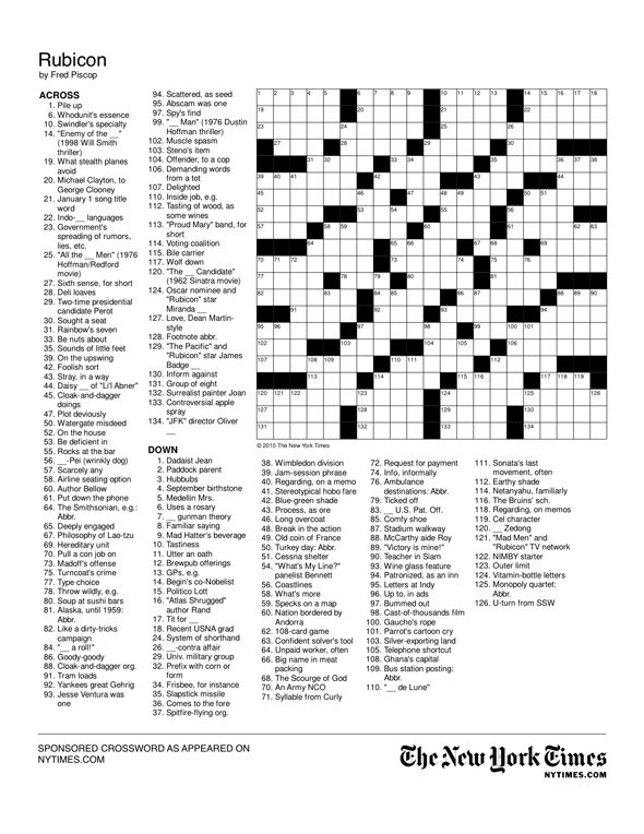 Games & Puzzles | The Seattle Times