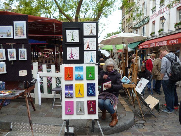 Montmartre / Paris