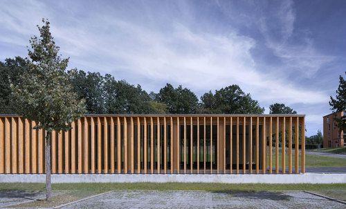 MGF Architekten — Aalen Cafeteria