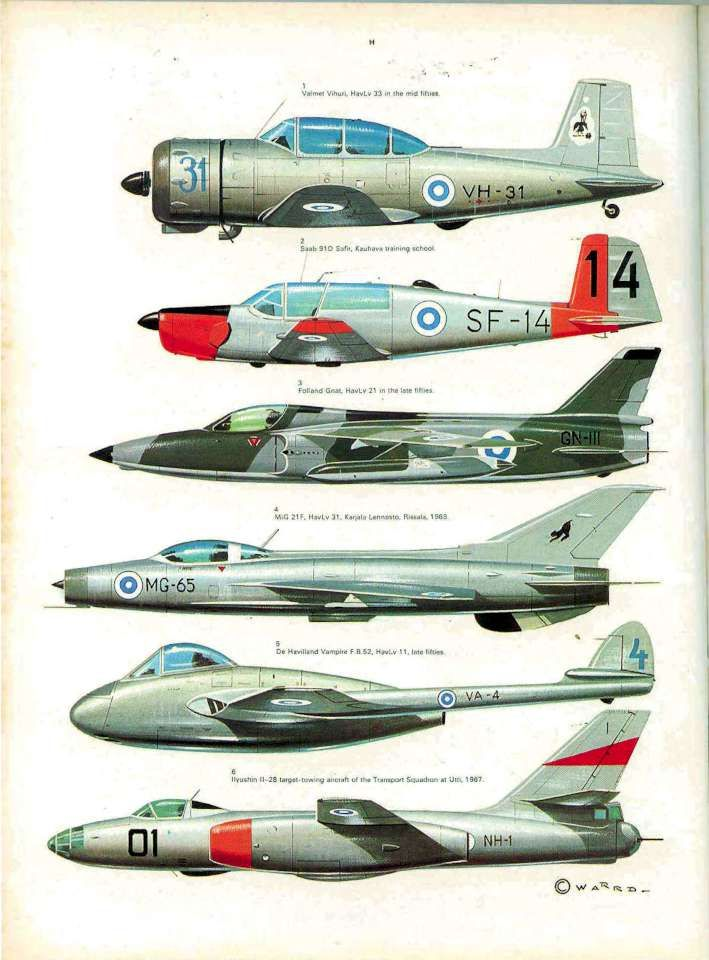 S02 Finnish Air Force 1918-1968 Page 37-960