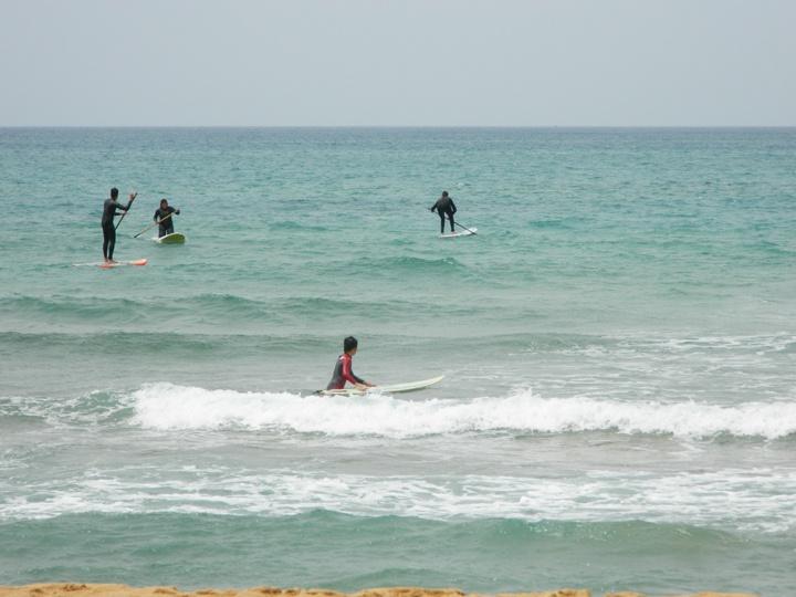 Stand up paddle & Surf - lezioni gratuite