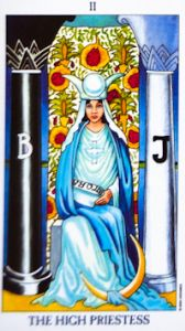 Find out what songs describe the tarot card meanings in the high priestess tarot card. #thehighpriestess