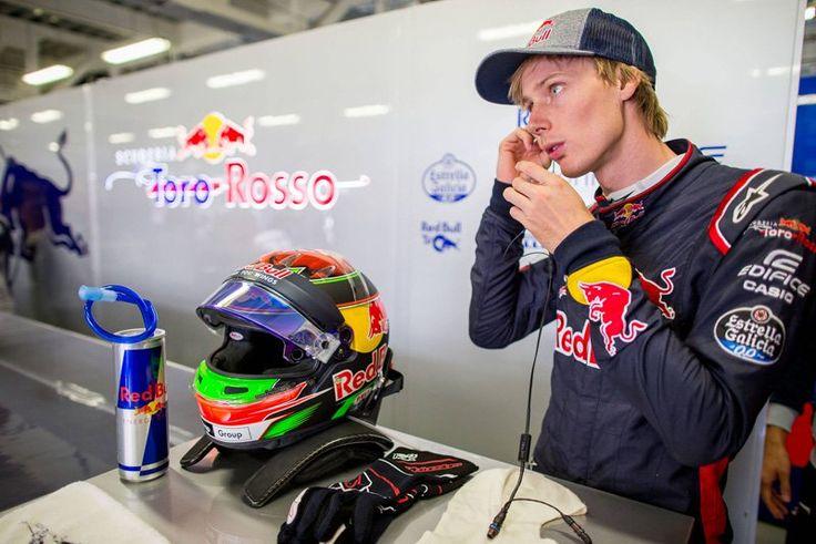 ブレンドン・ハートレー:2017 ブラジルGP プレビュー  [F1 / Formula 1]