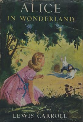 Alice in wonderland book year