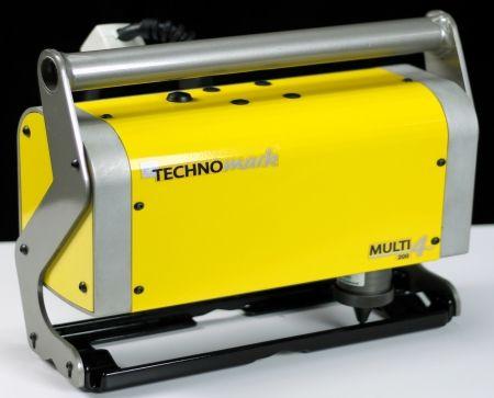 Multi 4 Entegre Nokta Vuruşlu Markalama Makinesi Kompakt, otomasyona uygun