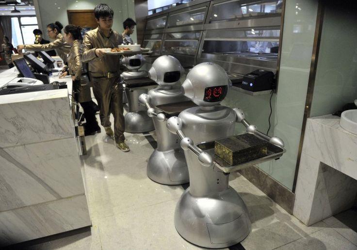 La presencia de #robots en la #vida cotidiana será cada vez más habitual
