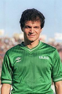 Iraq: Hussein Saeed-61 goals.