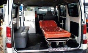 Spesifikasi Ambulance Daihatsu Grand Max