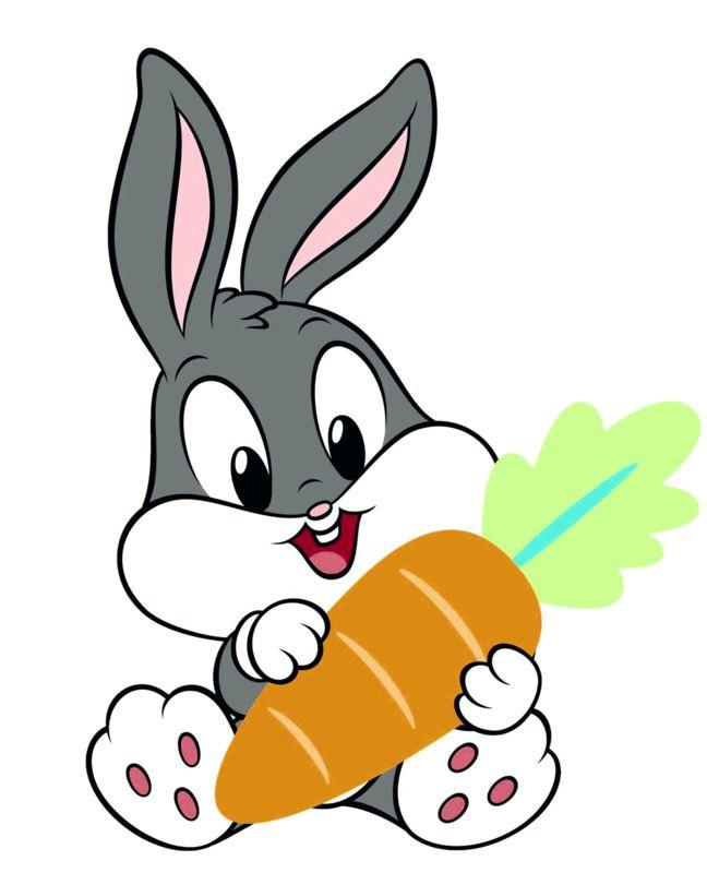 Baby looney tunes bugs bunny and lola - photo#15