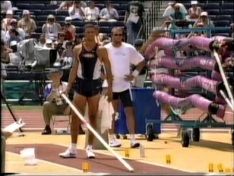 Olympiade 1996- Zehnkampf