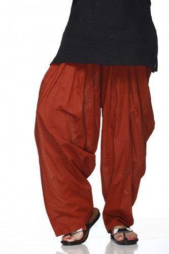 Plain Patiala Salwar Pants Pure Cotton Many Colours Kameez Kurti Tunic Yoga   eBay