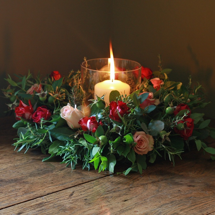 Table Wreath